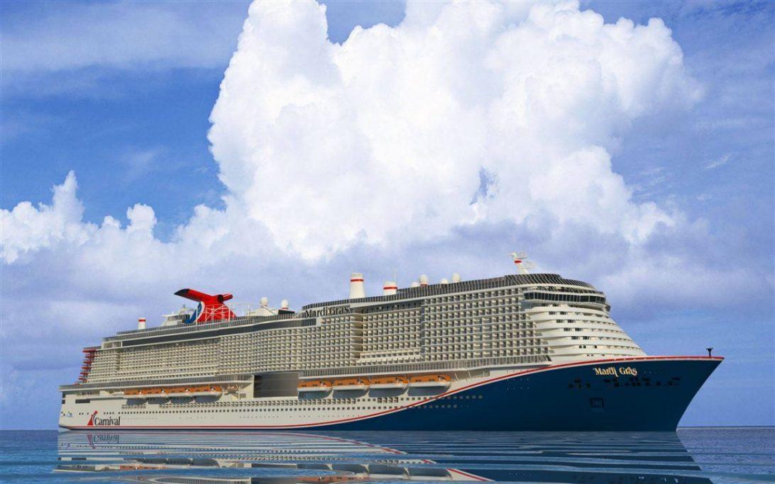 New Ships of 2020: Carnival Mardi Gras