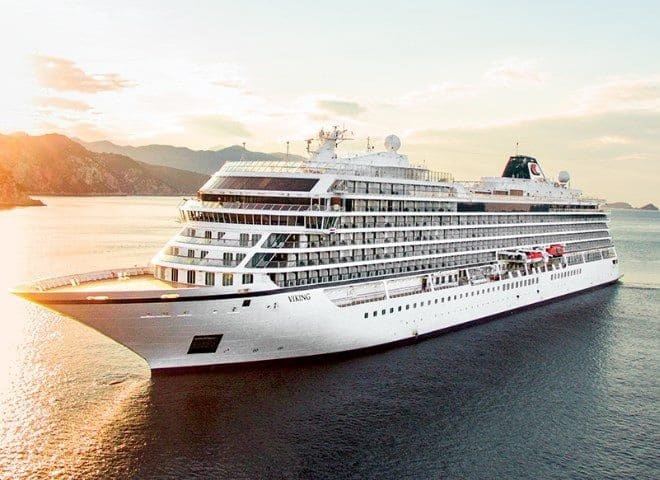 photo of Viking venus cruise ship of 2021